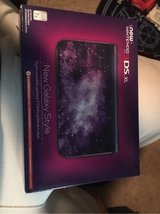 Nintendo 3DS XL Galaxy edition (with charger) in Davis-Monthan AFB, Arizona