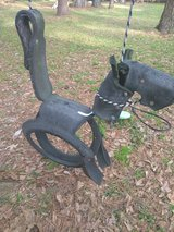 Outdoor Tire Horse Swing in Conroe, Texas