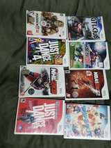 wii games in Okinawa, Japan
