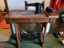 Antique Pfaff Sewing Mashine in Cary, North Carolina