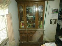 China cabinet in Tampa, Florida