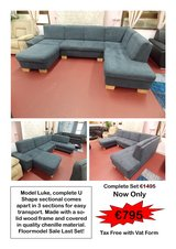 Luke Sectional Sale Item in Spangdahlem, Germany