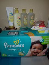 pampers size 3 bundle in bookoo, US