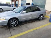 2001 Honda Accord LX in Fort Campbell, Kentucky