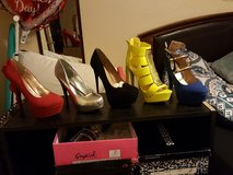 Size 8 shoes in Fort Polk, Louisiana