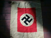 ww2 Nazi harbor flag in Saint Petersburg, Florida