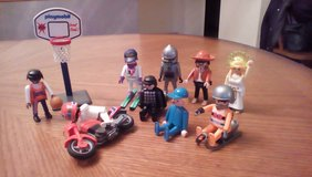 Playmobil Sport Figures in Joliet, Illinois