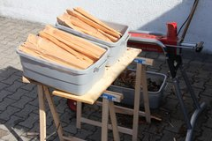 Cherry Wood for BBQ and Meat Smoking in Stuttgart, GE