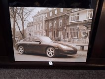 Martin fry Porsche canvas rrp £75 in Lakenheath, UK