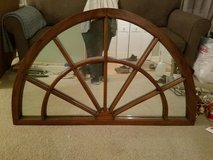 Huge Wood Rustic Arched Mirror!! in Naperville, Illinois