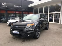 2015 Ford Explorer Sport 7 Seater in Ramstein, Germany