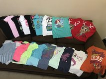 Girls Size 10/12 Clothes- 80 pieces in Warner Robins, Georgia