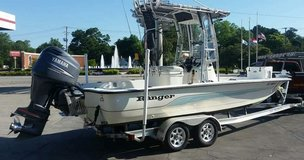 2004 Ranger 2180 Bay Boat in Sanford, North Carolina