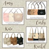 Initial Outfitters Handbags Available in The Woodlands, Texas