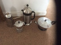 VINTAGE  ART DECO TEAPOT , COFFEE POTS in Lakenheath, UK