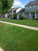 Lawn mowing, Trimming, decorative stone. in Aurora, Illinois