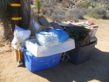 ~~~ Yardsale Leftovers  ~~~ in Yucca Valley, California