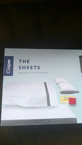 Bed sheets full size in Shorewood, Illinois