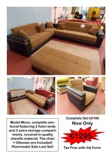 Moon Sectional Sale in Spangdahlem, Germany