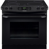 Frigidaire 30 in. Drop-In Electric Range in Black FFED3025PB in Fort Lewis, Washington