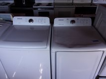 Samsung Matching Washer and Dryer in Fort Riley, Kansas