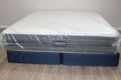 King Beautyrest Simmons mattress (Black Collection-Hope Luxury Firm) in CyFair, Texas