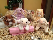 6 Beanie Babies Easter Collection in Joliet, Illinois