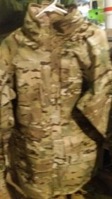 multicam parka and trousers in Fort Knox, Kentucky