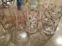"Decorative glass ""vases"" great for graduation party!! in Baytown, Texas"