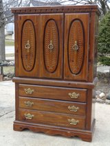Old Knotty Pine Dresser in Bolingbrook, Illinois