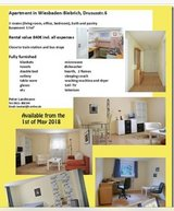 Nice apartment ! Best location 2 minutes from Wiesbaden train station in Wiesbaden, GE