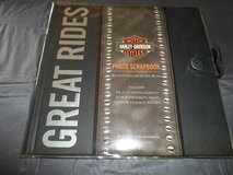 Harley Davidson photo scrapbook, new in Byron, Georgia