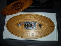 Harley Davidson Cribbage Game in Byron, Georgia