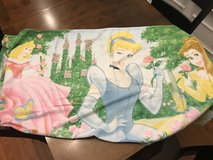 Reduced: Disney Princess Beach Towel in Yorkville, Illinois