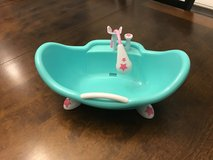 Reduced: Doll Bathtub in Yorkville, Illinois