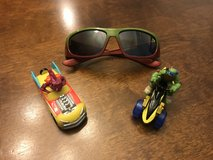 Reduced: Teenage Mutant Ninja Turtle Sunglasses & Cars in Oswego, Illinois