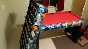 Multiple game table in Plainfield, Illinois