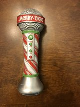 Merry-Okee Microphone Toy in Yorkville, Illinois