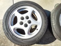 Nissan 300zx OEM wheels and tires in Travis AFB, California