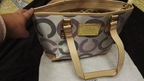 New purse. COACH. in Ramstein, Germany