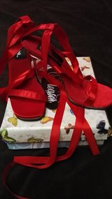 Beauty shoes in red. New in Ramstein, Germany