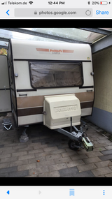 Retro Dethieffs 520 German Camper (1982) Very well cared for in Ramstein, Germany