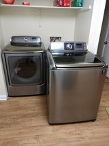 2014 Samsung Washer and Dryer combo in Fort Benning, Georgia
