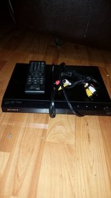 Sony dvd player in Fort Leonard Wood, Missouri