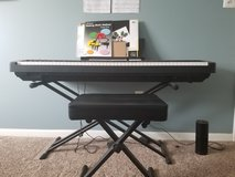 Yamaha 88-Key Weighted Keyboard (Hardly used for Cheap) in Jacksonville, Florida