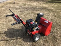Snow Blower - Push Button Start - $399 in Watertown, New York