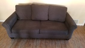 Sofa  (couch) & loveseat & coffee & end table set in 29 Palms, California
