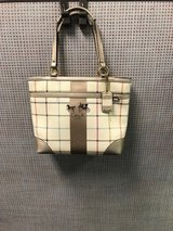 Plaid Coach Purse in Perry, Georgia