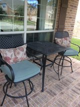 patio furniture in Baytown, Texas