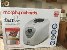 Bread Maker Brand New in Lakenheath, UK